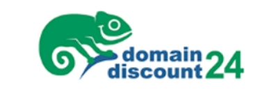 domaindiscount24 Logo groß