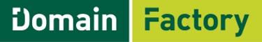 DomainFactory Logo groß